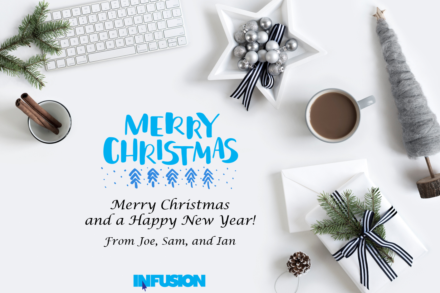 Merry Christmas from Infusion!